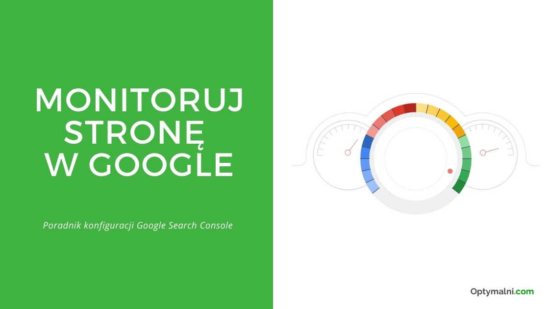Konfiguracja Google Search Console Poradnik